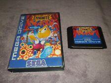 Dynamite Headdy Sega Megadrive