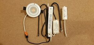 Orlight emergency pack withdimmable light fitting. 999BPDRSOLID-V2 (CIT22-WH-30