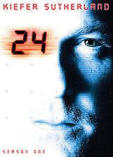 24 - Season 1 (DVD, 2007, 6-Disc Set) with Keifer Sutherland