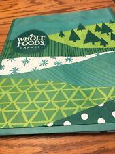 Whole Foods Reusable Bags Shopping Bag. Large Kangaroo Bag. Fall / winter bag
