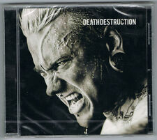 DEATH DESTRUCTION - METAL - 2011 - CD NEUF