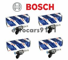 Mini Cooper Bosch Fuel Injectors 62807 13538682350 Set of 4