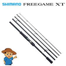 Shimano FREEGAME XT S76M Medium telescopic spinning fishing rod