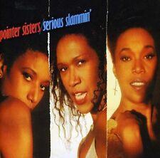 The Pointer Sisters - Serious Slammin [New CD] UK - Import