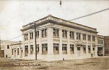 Rppc Polo, Il. - New Barber Building - 1907