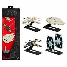 Star Wars The Force Awakens Black Series Titanium Die-Cast Metal Vehicles Set