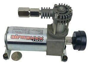 airmaxxx 180 Air Compressor For 1 Gallon or Smaller Tank SUV 4x4 Motorcycle RV