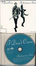 Shakespears Sister-I Don 't care 3 TRK CD MAXI 1992