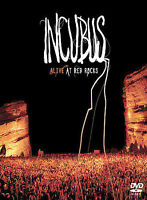 Incubus - Alive at Red Rocks (DVD, 2005)