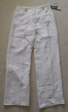 Betty Barclay Ladies Linen Trouser - Stated Size 16