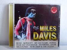 CD ALBUM MILES DAVIS Move / boplicity ... 3565382005700