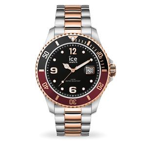 NOUVEAU Ice Watch Montre Multicolore Analogique Hommes Steel 016546