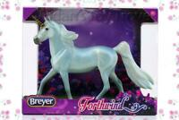 Breyer Forthwind Unicorn - Classics Fantasy Blue Morgan Stallion NIB 62051