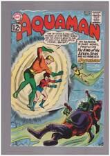 Aquaman # 4  The King of the Seven Seas !  grade 7.0 scarce book !