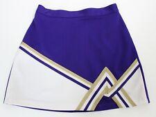 "Cheerleading Uniform Skirt VARSITY SPIRIT FASHION JR Size 8, 27.5"" waist, Purple"