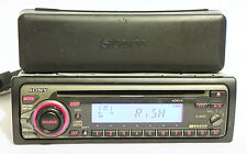 Sony CDX-CDX-4180RV FM/CD/AM D-bass Autoradio