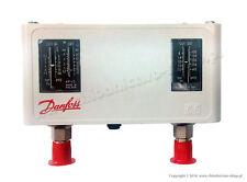 Pressure switch double Danfoss KP15 (060-126566) Druckschalter Pressostati