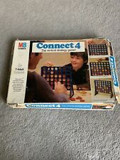 MB CONNECT 4 Vintage Board Game 1975 Complete.