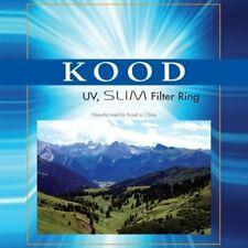 Kood 46mm UV Filter - Slim Filter Ring - D-SLR - Complete with hard case