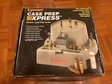 Lyman Case Prep Xpress Electric Case Prep Center #7810220 115V