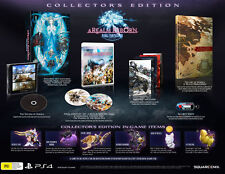 Final Fantasy XIV: A Realm Reborn Collector's Edition PS4 *NEW* + Warranty!!