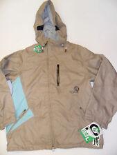 VOLCOM Women's Snow Jacket PRIMATE Khaki Large NWT