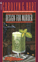 NEW Design for Murder (Death on Demand Mysteries, No. 2) by Carolyn G. Hart