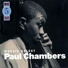 Mosaic Select: Paul Chambers by Paul Chambers (CD, 3 Discs, Mosaic Select)