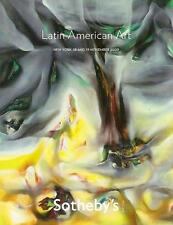 Sotheby's // Sale NO8595 Latin American Art Auction Catalog 2009