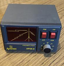 Syncron Preamplifier HP28-S *Spares/Repairs* See Description