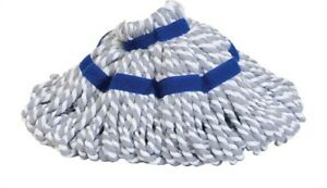 Quickie 720362M-4 Wipeout Ultra Absorbent Microfiber Twist Mop Refill
