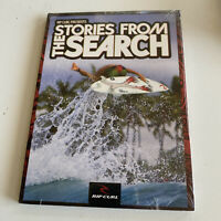 NEW THE STORIES FROM THE SEARCH Surf Surfing Rip Curl DVD Surfers !!
