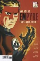 Marvel Comics Empyre #3 Cho Fantastic Four Variant NM 7/29/2020