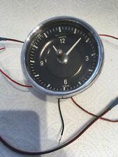VDO / Kienzle Car Clock Upgraded With A Quartz Movement