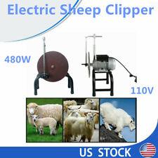 Electric Sheep Clipper Blade Sharpener Goat Shears Grinding machine Sale