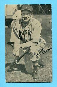 1936 Goudey Wide Pen Premium Type 3 Joe Cronin Boston Red Sox Baseball Card LG