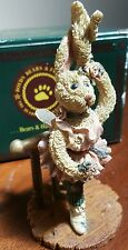 Boyds Bears & Friends Boyds Collection MARGOT THE BALLERINA Bunny 1998 Mint 1E