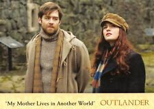 """Outlander Season 2 (2017) BASE Trading Card #67 / """"MY MOTHER LIVES IN ANOTHER .."""