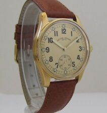 REVUE-SPORT 50'S hand-winding, smalll second, LIMITED EDITION, NOS swiss made