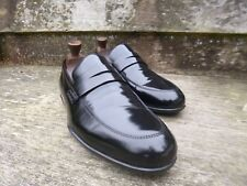 HARRY'S OF LONDON LOAFERS – BLACK – UK 7 – SUPERB CONDITION - GOOD FOR CHURCH