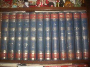 enciclopedia il milione De Agostini 12 volumi