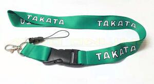 JDM Takata Lanyard For Nissan Mazda Toyota Mitsubishi Honda Suzuki