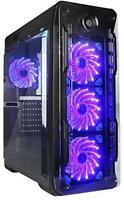 Marvo CA-211- PC gaming Tower Computer Gehäuse Case Schutz Hülle