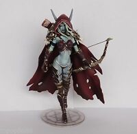 #Tas2~ World of Warcraft Forsaken Queen Sylvanas Windrunner Figure
