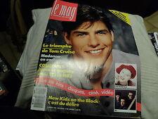 "REVUE ""LE MAG (journal des hits) N°6 - 1990"" Tom CRUISE, Madonna, Sophie MARCEAU"