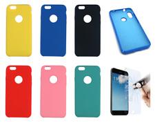 "Funda Carcasa Rigida Silicona Ultra Suave Para Iphone 6 6G 6S 4.7"""
