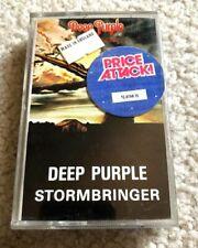 DEEP PURPLE - Stormbringer CASSETTE | TC-TPS3508 | Hard Rock | Blackmore | Metal