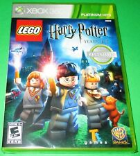 LEGO Harry Potter: Years 1-4 Xbox 360 *New! *Free Shipping!