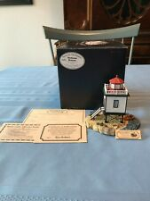 Harbour Lights,Retired,#537 Hatteras Beacon,N.C. Timed Edition,Nib