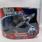 TRANSFORMERS INCINERATOR ALLSPARK POWER 2007 MOVIE DELUXE CLASS SEALED NEW